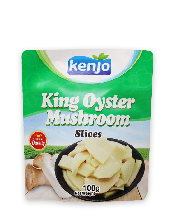 King Oyster Mushroom<br>Whole